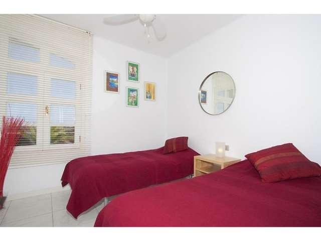 Fourth Twin bedroom - Villa Las Palmitas, Puerto del Carmen, Lanzarote